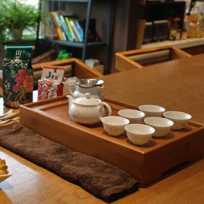 Experience Taiwan Tea Culture